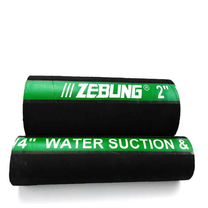 2 Inch Flexible Water Suction And Discharge Hose With Steel Wire Weathering Resistant